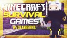 Minecraft-Survival-Games-#Bölüm29-Başka Map