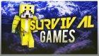 Minecraft-SurvivalGames-Bölüm#34''Naked Challange'' ''Yeni Klavye''