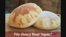Pita Ekmeği Nasıl Yapılır?
