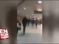 Teröristlerden Kahkaha Atarak Kaçan Fransız