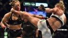 Ronda Rousey ve Holly Holm UFC Kadınlar Unvan Karşılaşması