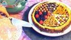 Hangi dilimi isterdiniz? / Çikolata Soslu Cheesecake Şöleni | Ayşenur Altan