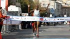 Maraton'un galibi Kenyalı Sang
