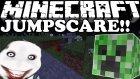 MİNECRAFT JUMPSCARE NASIL YAPILIR ? - KORKUTUCU MEZARDA JUMPSCARE !! (Minecraft Korkuluk)