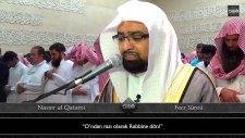 Nasser al Qatami - Fecr Suresi ve Meali (Ramazan 2015)