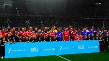 UNICEF maçını Beckham'ın takımı kazandı