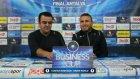 Business Cup 2015 Güz Dönemi l Konya l Green World - Albarakatürk - Basın Toplantısı