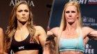 Holly Holm, Ronda Rousey'i nakavt etti