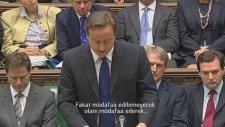 İngiltere Başbakanı David Cameron'ın Resmi Özrü