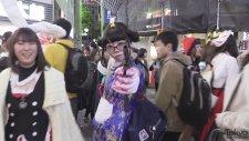 Japonya'da Kutlanan Cadılar Bayramı