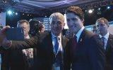 Kanada Başbakanı ile Selfie Çekmek Antalya