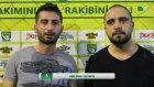 Kartal Sk / Dikmen Spor / Maçın Röportajı / Kocaeli