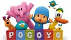 Pocoyo Wheels on the Bus Song | Nursery Rhyme for Children | English Children's Songs
