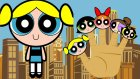 The Powerpuff Girls Filmi Finger Family Şarkısı