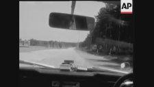 1971 Yılına Ait Sürücüsüz Araç Denemesi Görüntüleri