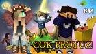 ÇOK KAZANDIK! - Sky Wars - Minecraft Gökyüzü Savaşları