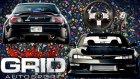 Direksiyon Seti ile Grid Autosport // Sokak ve Drift Yarışı [Bölüm 3]