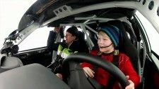 Rally Yapmaya 8 Yaşında Başlayan Süper Çocuk