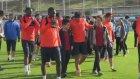 Trabzonspor'da tempo yüksek!