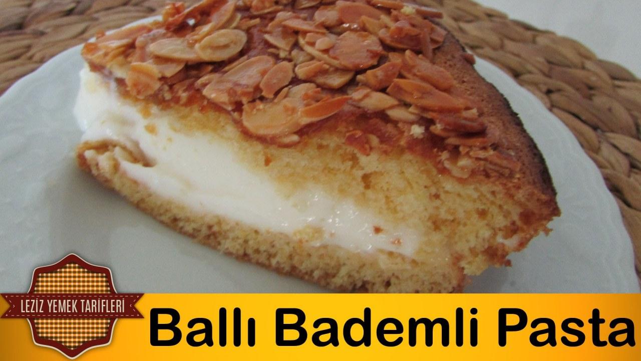 Ballı Bademli Krep