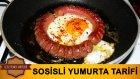 Sosisli Yumurta Tarifi