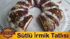 Sütlü İrmik Tatlısı Tarifi | İki Renkli İrmik Tatlısı