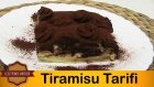 Tiramisu Tarifi | Tiramisu Nasıl Yapılır