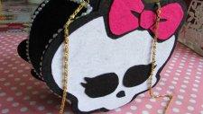 Keçeden Monster High ÇantaYapımı
