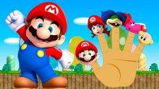 Süper Mario Finger Family Şarkısı