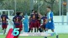 Genç Barçalı oyuncular göz kamaştırdı!