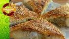 Kıymalı Patlıcanlı Muska Böreği