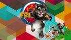 My Talking Tom & Friends Finger Family Song | Nursery Rhyme for Children | English Children's Songs