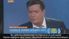 Evet HIV Pozitifim - Charlie Sheen