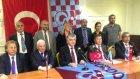 Usta: Trabzonspor'a Başarı ve Barış Getireceğiz'
