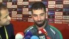 Arda Turan, Yunanistan maçı sonrası konuştu
