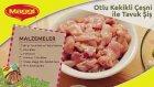 #EvdePişer - Maggi Otlu Kekikli Çeşni ile Tavuk Şiş