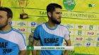 İsmail Koçoğlu - Esnaf Spor Maç Sonu Röportaj - İzmir