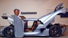 Koenigsegg Regera'nın Transformers'a Dönüşme Anı