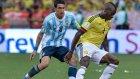 Kolombiya 0-1 Arjantin - Maç Özeti (17.11.2015)