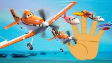 Uçaklar Finger Family Şarkısı