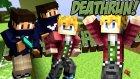 KAZANDIM DİYE OYUNDAN ATTILAR! - Deathrun - Minecraft Parkur (Ölüm Savaşları) - w/AzizGaming