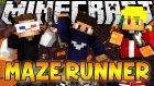 LAG KRALI ? - Maze Runner - Türkçe Minecraft w/ TTO, Ahmet Aga
