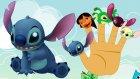 Lilo Ve Stitch Finger Family Şarkısı