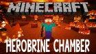 Minecraft: Minigames - Bölüm 10 - Herobrine Chamber w/Eyüp