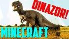 MINECRAFT'TA MODSUZ DİNAZOR!!! (+İndirme Linki)