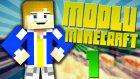 MÜKEMMEL KILIÇ! - Modlu Minecraft #1