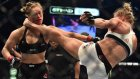 Ronda Rousey maç sonrası ilk kez görüntülendi