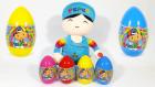 4 Tane Pepee Sürpriz Yumurtası ve Pepee Oyuncağı | Pepee Sürpriz Yumurtaları Kanalımızda