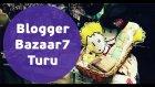 Blogger Bazaar 7 Etkinliği Günü - Stil Baykuşu #bloggerbazaar7
