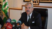 Bölükbaşı: 'Özlenen Bursaspor'u hep beraber izleyeceğiz'